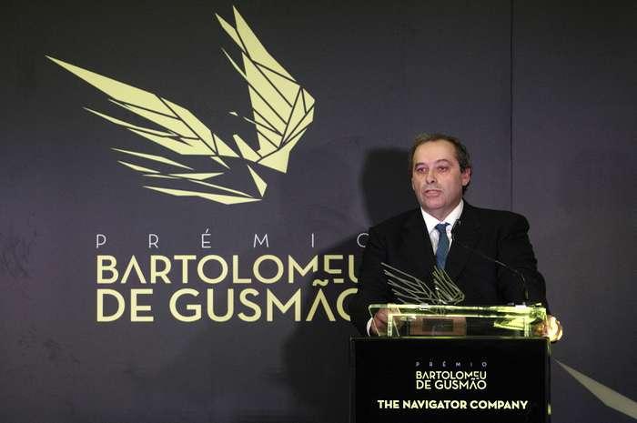 Navigator distinguida com o Prémio Bartolomeu de Gusmão