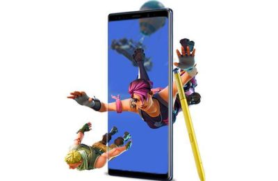 Samsung organiza o Campeonato de Fortnite mobile