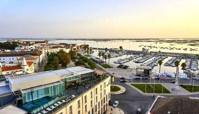 Hotel Faro distinguido nos World Luxury Hotel Awards