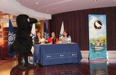 MSC Cruzeiros inspira Os Aventureiros na Cidade Flutuante