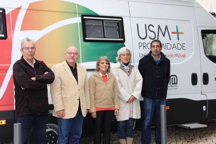Castro Marim tem nova Unidade de Saúde Móvel