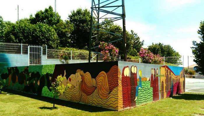 Arte Urbana revela lendas e tradições em Vila Nova de Famalicão