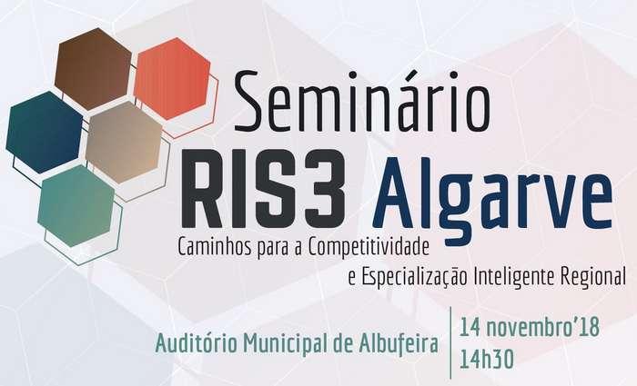 Seminário RIS3 ALGARVE em Albufeira