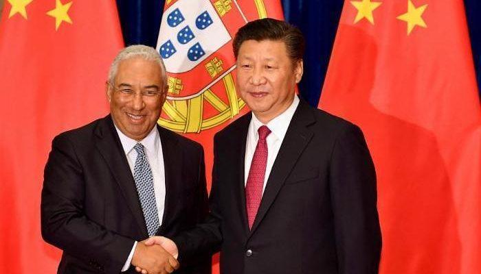 Nova página na relação bilateral entre a China e Portugal