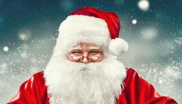 Corrida ao serviço do Pai Natal em Novembro e Dezembro