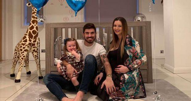 Rúben Dias jogador do Wolverhampton anuncia 2º Filho