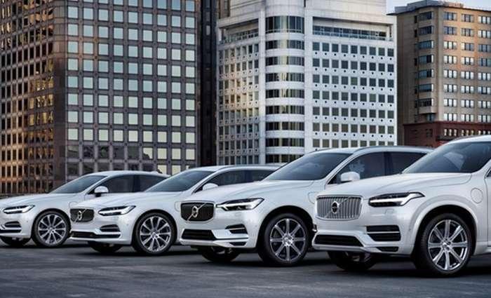 A Volvo supera a 5.000 viaturas vendidas em Portugal