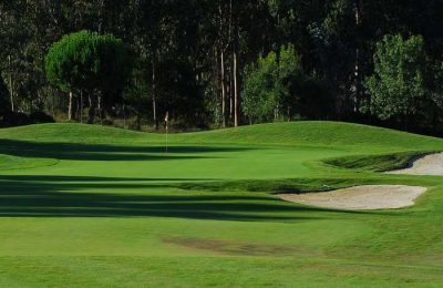 Tiago Piano greenkeeper do Belas Clube de Campo