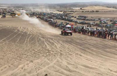 Clube Escape Livre leva sócios ao Dakar Sul Americano