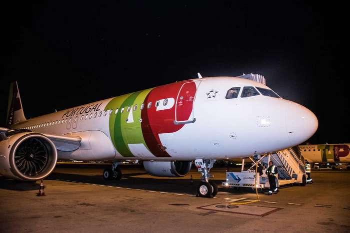 Novo Airbus A320neo da TAP já chegou a Lisboa