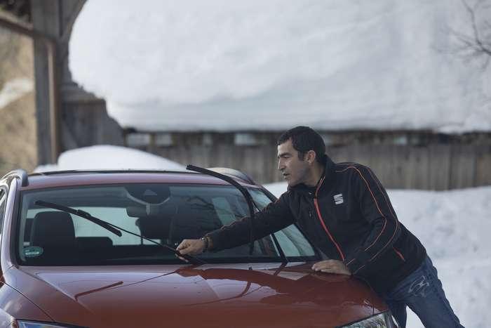 Dicas de Jordi Gené para uma condução segura na neve