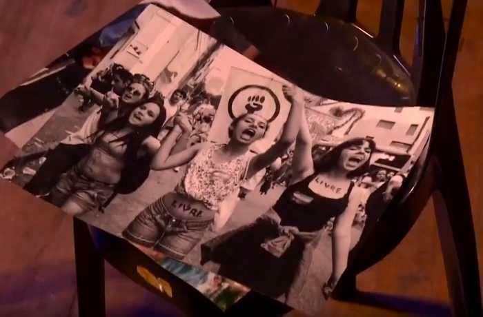MEXE - Encontro de Arte com a Comunidade no Porto