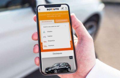 Portal automóvel RENTAUTO.COM, Inova no Conceito