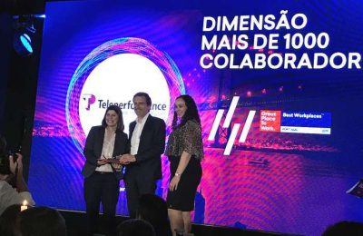 Teleperformance na elite dos Great Place to Work® Portugal