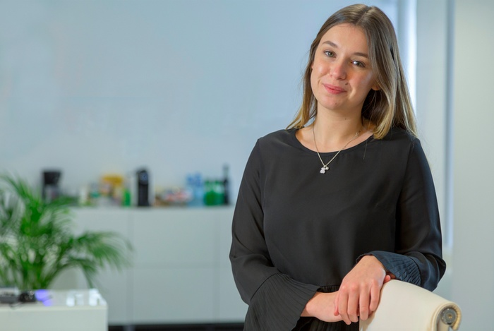 Sara Martins da ITSCREDIT premiada com o Women in Credit Awards