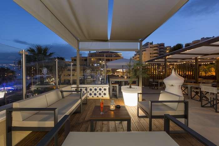 Festa de reabertura do Mandala Lounge Bar no Hotel Oriental