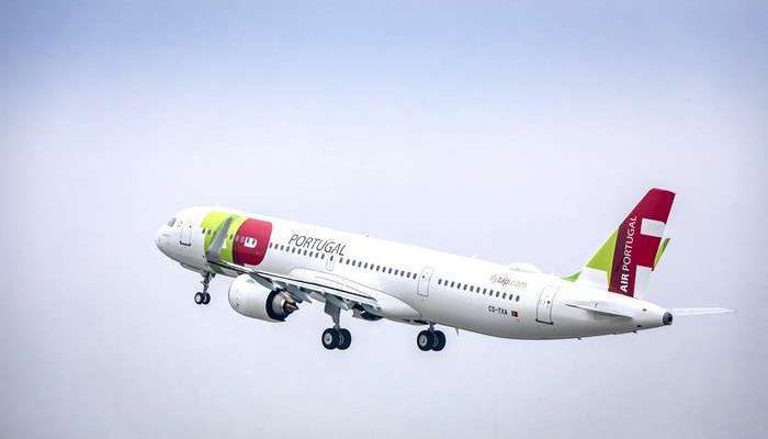 Praga é o primeiro destino do novo Airbus A321 LR da TAP