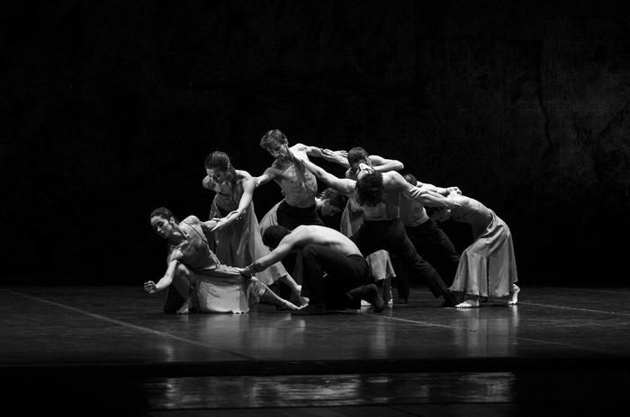 Espetáculo da Companhia Portuguesa de Bailado no Luisa Todi