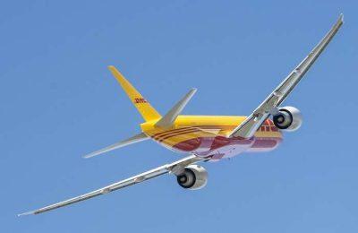 DHL Express anuncia expansão rede com novos Boeing 777 Freighter