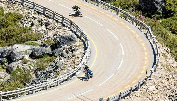 Motos Clássicas no Rider pelo Douro e Serra da Estrela