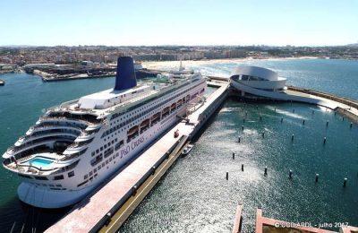 Objetivo: Potenciar o Turismo de Cruzeiros no Porto
