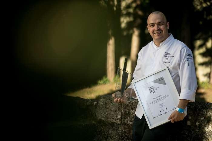 Chef Duarte Eira venceu em Viseu o Troféu Portugal 2019