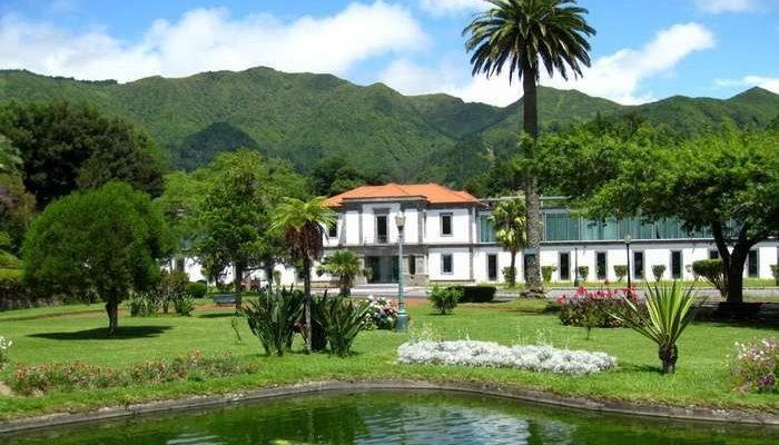 Furnas Boutique Hotel nos Açores renovou interiores
