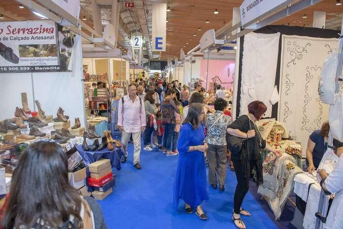 Feira Internacional do Artesanato abre portas sábado na FIL