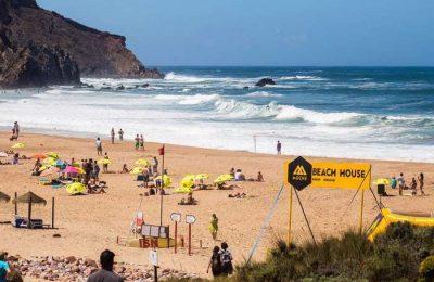 4ª Etapa da Liga MEO Surf na Praia do Amado em Aljezur
