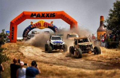4ª etapa do Campeonato Portugal Trial 4x4