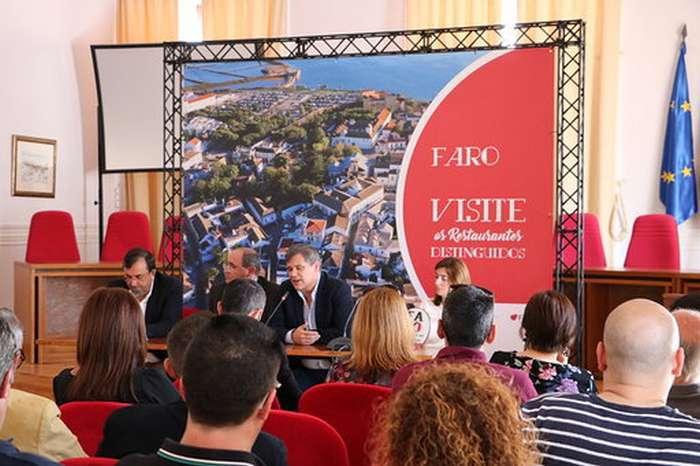 Faro - Excelência na Restauração, certificou 32 restaurantes