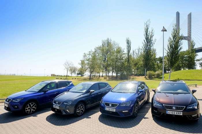 Gama GNC da SEAT mais sustentável e eficiente