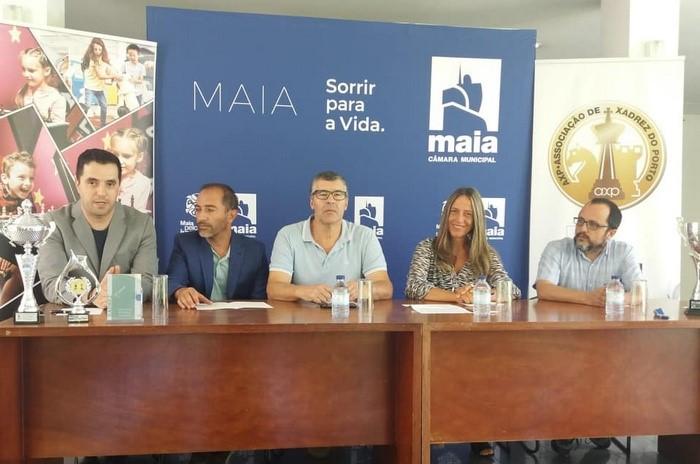 Festival de Xadrez da Maia realiza-se em Setembro