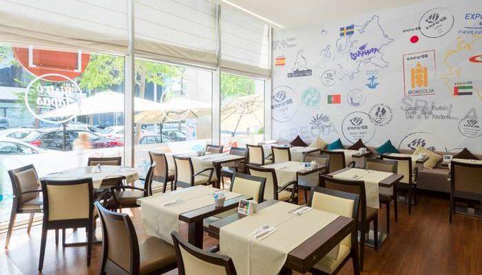 O Bistrô & Tapas, do hotel Tryp Lisboa Oriente, celebra de 25 de setembro a 6 de outubro, a Semana Gastronómica dos Açores e Madeira, durante a qual será possível degustar