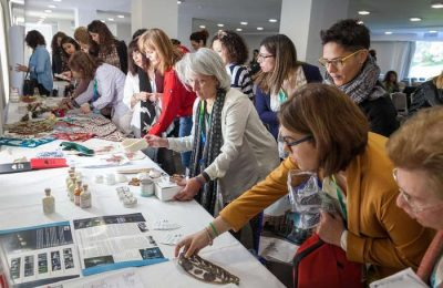Projeto INTREPIDA na Feira da Dieta Mediterrânica