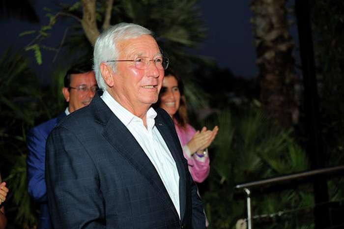 Presidente do Zoomarine distinguido com o prémio Carreira
