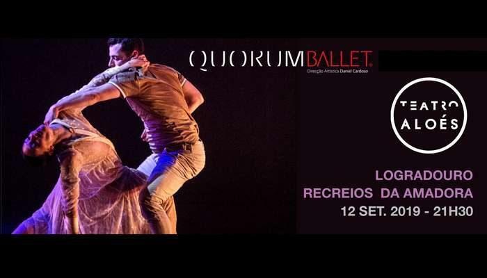 Quorum Ballet & Teatro dos Aloés na Amadora