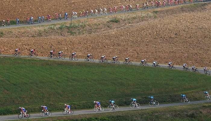 Ciclismo no Eurosport toda a semana