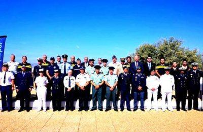 Oficiais da GNR participaram no AQUAPOL 2019