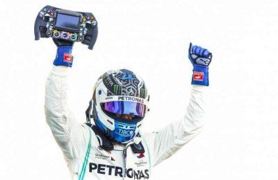 Mercedes-AMG conquista o Mundial de Fórmula 1