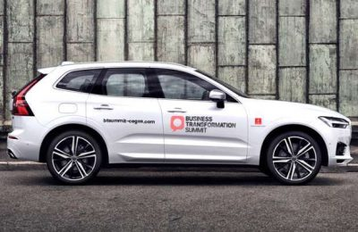 Volvo XC60 - Business Transformation Summit