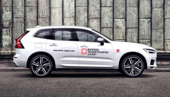 Volvo XC60 - Business Transformation Summit