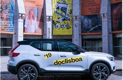 A Volvo é viatura oficial da 17ª edição do Doclisboa