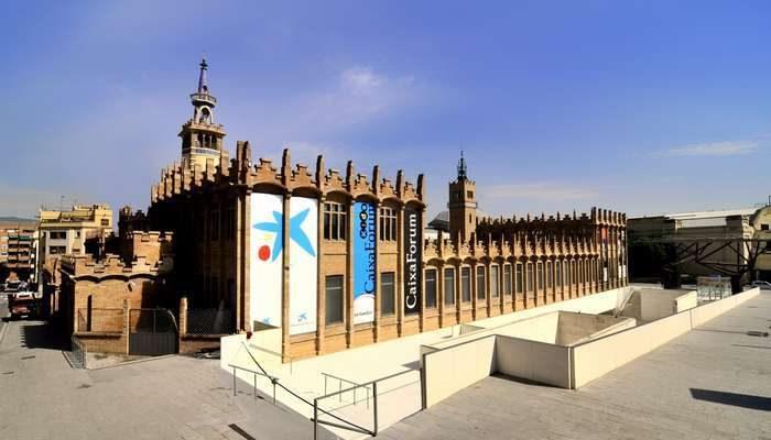 """Exposição """"caída libre"""" no CaixaForum Barcelona"""