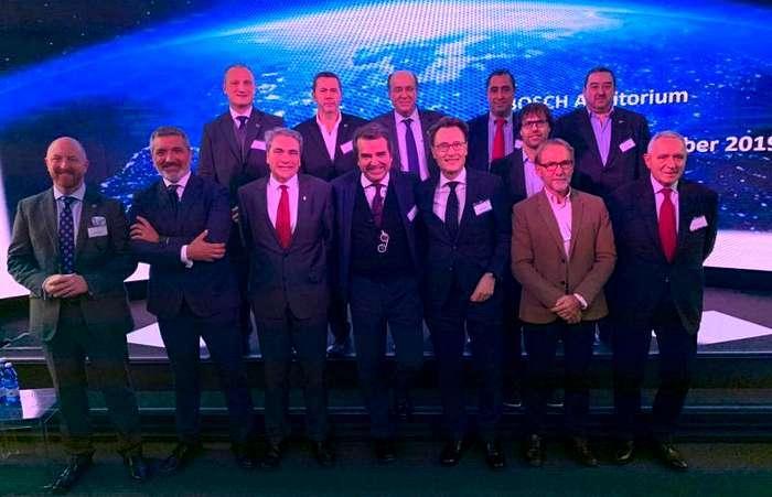 Diretores de Segurança Europeus reuniram em Milão