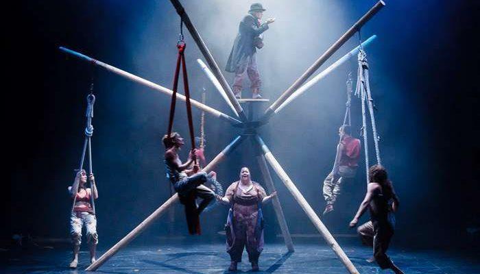 2ª edição do LEME o Festival de circo em Ílhavo