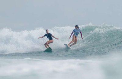 Mafalda Lopes foi 9ª no mundial de SURF no Taiwan