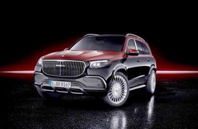 O Maybach GLS 600 4MATIC da Mercedes expande o luxo