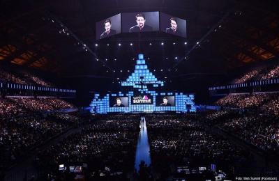 Web Summit recebeu participantes de 163 países