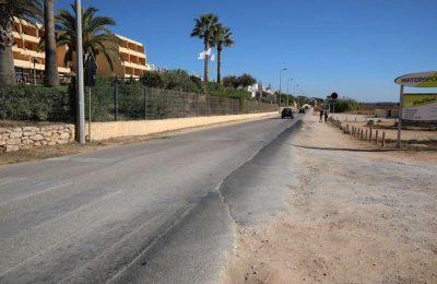 Aprovada a requalificação da Estrada da Meia Praia
